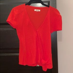 Bright Madewell Top!